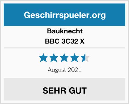 Bauknecht BBC 3C32 X Test