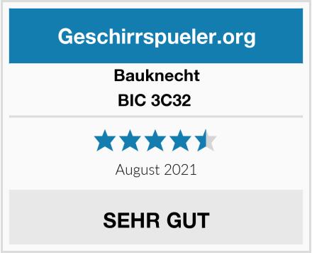 Bauknecht BIC 3C32  Test