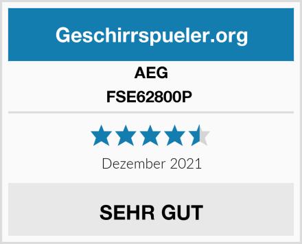 AEG FSE62800P  Test
