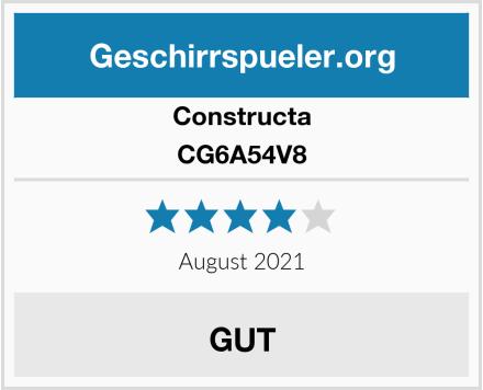 Constructa CG6A54V8 Test