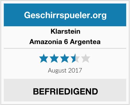 Klarstein Amazonia 6 Argentea Test