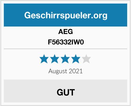 AEG F56332IW0 Test